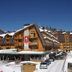 Hotellikuvia: Studio Apartment 134B Vucko, Jahorina