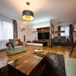 Rosehill Side Apartment, Budapest