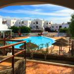 Duplex Sea & Pool views, Costa Teguise