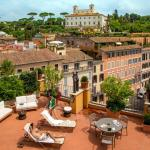 Spanish Steps - Small Luxury Hotels,  Rome