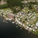 Steinvik Camping,  Moelv