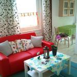 Hotel Pictures: Ferienwohnung-Matrose-im-Haus-Ostseeblick, Lohme