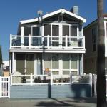 Three Bedroom Duplex on the Beach with Ocean View,  Newport Beach