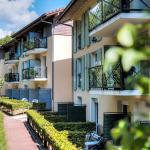 Hotel Pictures: Zenitude Hôtel-Résidences L'Orée du Parc, Divonne-les-Bains