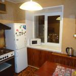 Apartment on Mira 14, Kirovsk