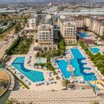 Hedef Resort Hotel,  Konaklı