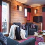 Hotel Pictures: Chalets Montana Planton, Tignes