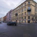 Sutki.rent on Millionnaya, Saint Petersburg