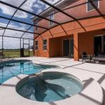 Serenity at Golden Palms - Seven Bedroom Home, Kissimmee