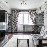 Apartment on Mira, Moscow