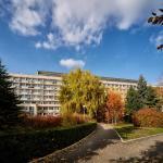 Sanatoriy mashuk VOS,  Pyatigorsk
