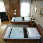 Fabulous room with private bathroom & balcony in central location,  Prague