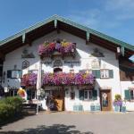 Hotel Pictures: Gasthof Hinterwirt, Übersee