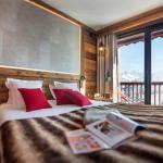 Hotel Village Montana,  Tignes