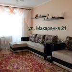 Apartment Makarenko 21,  Orsk