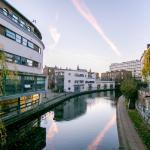 Regent Canalside Apartments, London