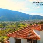 Hotel Mirador la Lunada,  Villa de Leyva