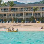 Moana Sands Beachfront Hotel, Rarotonga