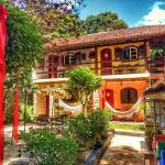 Aratinga Inn, Abraão