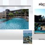 (1.8/5)   Fon Apartment at The Pixels Condominium  reviews