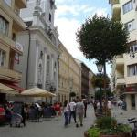 Vaci street,  Budapest