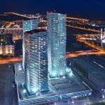 Apartment in zhk Severnoye Siyanie, Astana