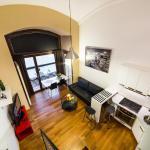 UNIQ Praha Residence studio flat, Prague