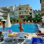Hedef Kleopatra Golden Sun Hotel, Alanya