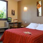 Hotel Pictures: Hôtel Les Persèdes, Lavilledieu