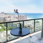Ilive020 -2 bedroom Apartment Ipanema SEA VIEW, Rio de Janeiro