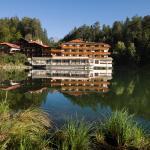 Hotellikuvia: Parkhotel Tristachersee, Lienz