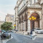Enzo Capo Luxury apartments Andrassy, Budapest