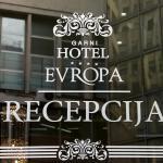Hotel Evropa, Belgrade