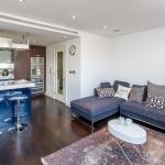 Belgravia Waterside Apartment,  London