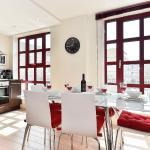 Apartment Quaker,  London