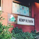 Chatový kemp Vltavín,  Týn nad Vltavou
