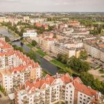 Bently Apartments Retreat by the River, Gdańsk