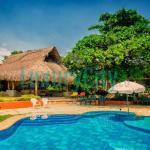 Hotel Pictures: Comoda Casa en Baru, Playa Blanca