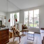 Studio at La Motte Picquet, Paris