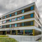 Dasbreitehotel am Rhein,  Basel