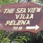 The Sea View Villa, Weligama
