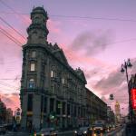 """Apart-hotel """"Flowers"""", Saint Petersburg"""