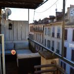 Terrace On Marseilles' Roofs, Marseille