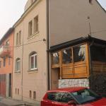 Pasic's apartment, Sarajevo