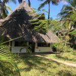 Shambani Cottages, Diani Beach