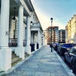Hyde Lancaster apartment, London