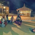 Desert Night Camp,  Pushkar