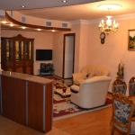 Apartment on Paronyan 8, Yerevan