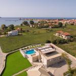 Niriides Luxury Villas, Methoni