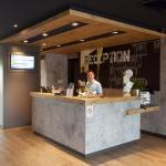 Hotel Pictures: ibis budget Cherbourg - La Glacerie, La Glacerie